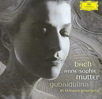 BACH/GUBAIDILINA:IN TEMPUS PRAESENS BY MUTTER,ANNE-SOPHIE (CD)